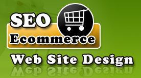 SEO Ecommerce Web Design Services